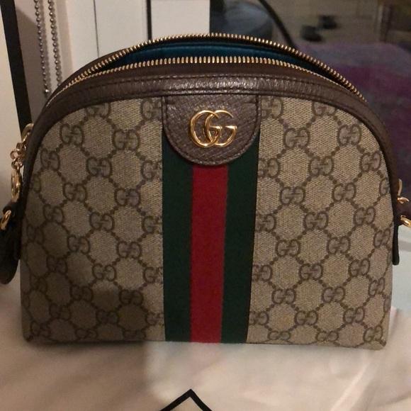 7f09a9daa Gucci Bags | Ophidia Small Shoulder Bag | Poshmark